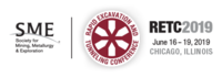 2019 Rapid Excavation and Tunneling Conference logo